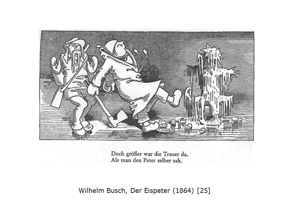 Wilhelm Busch, Der Eispeter (1864) [25]